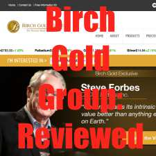 Birch Gold Group Review: Trust Them With Your Gold?