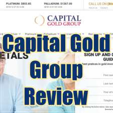 Capital Gold Group Review