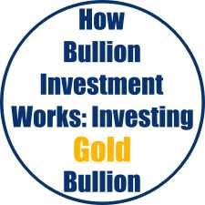 How Bullion Investment Works: Investing Gold Bullion