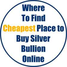 Where To Find Cheapest Place to Buy Silver Bullion Online