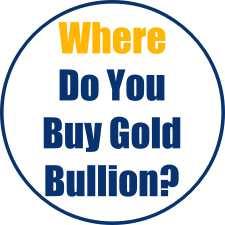 Where Do You Buy Gold Bullion