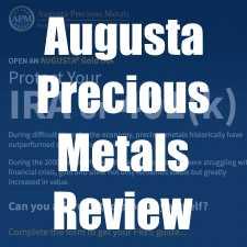 Augusta Precious Metals Review: Legit or Scam?